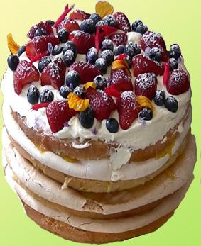 Lemon Meringue Cake Pops